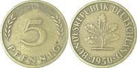 5 Pfennig   50D ob. Blattpaar kein Konoten   130,00 EUR  +  8,00 EUR shipping