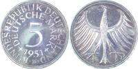 5 DM 1951 D  1951D PP .250 Exemplare PP  385,00 EUR  +  8,00 EUR shipping