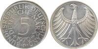 5 DM 1970 G BRD 1970G WS: l.dezent/f.st!!   185,00 EUR  +  8,00 EUR shipping