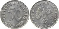 Drittes Reich  1944 B  50 Pfennig  1944B p...