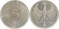BRD  1959 D  5 DM 1959D vz/st EA !!! selten 95,00 EUR 