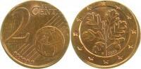 2 Cent 2007 F  2007F auf 1 Cent extrem selten   185,00 EUR  +  8,00 EUR shipping