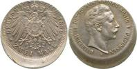 2 Mark 1899 A  Wilh. II 1899A D15, sehr selten !! Archiv Franquinet   475,00 EUR  +  8,00 EUR shipping