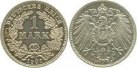 1 Mark 1901 D d 1901D Wertseite PP-, Rückseite f.stgl !! min.Rf. Unikat... 185,00 EUR  +  8,00 EUR shipping