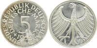 5 DM 1964 G  1964G PP .368 Exemplare PP  285,00 EUR  +  8,00 EUR shipping