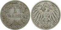 1 Mark 1893 J  1893J s/ss s  /  ss  19,00 EUR  zzgl. 6,00 EUR Versand