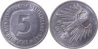 1975 G  5DM. 1975G vz ca. S45 vz  18,00 EUR  zzgl. 6,00 EUR Versand