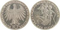 10 DM  d 72J Ol.Sportl.DFG od J PP PP  12,00 EUR  +  8,50 EUR shipping