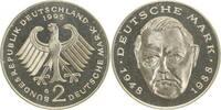 2 DM 1995 G d 1995G Erhard bfr/stgl bfr  /  stgl  5,20 EUR  +  8,50 EUR shipping
