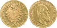 5 Mark 1877 F d Karl v. W. 1877F Gold ss/vz ss  /  vz  460,00 EUR kostenloser Versand