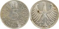 5 DM 1956 J d 1956J f. bfr bfr  125,00 EUR  +  8,50 EUR shipping