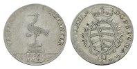 1/6 Taler 1718, Eisenach. SACHSEN Johann Wilhelm, 1698-1729. Teils etwa... 290,00 EUR