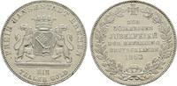 Taler 1863. BREMEN  Min. Rdf. Vs. 5°°.,  fast Stempelglanz.  140,00 EUR