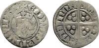 Farthing o.J. GROSSBRITANNIEN Edward I, 1272-1307. Sehr schön +.  120,00 EUR  Excl. 6,70 EUR Verzending