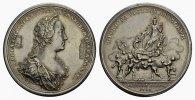 Silbermedaille 1745, v.P.Werner RÖMISCH-DEUTSCHES REICH Maria Theresia,... 240,00 EUR  zzgl. 4,50 EUR Versand