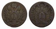 Ku.-Kreuzer 1800. RÖMISCH-DEUTSCHES REICH Franz II., 1792-1804. Kuriosu... 90,00 EUR  Excl. 6,70 EUR Verzending