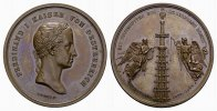 KAISERREICH &Ouml;STERREICH Bronzemedaille (I.B.Roth) 1843. Fast Stempelglanz... 90,00 EUR 