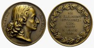 FRANKREICH Bronzemedaille o.J. (1848) Pr&auml;gefrisch. PERSONENMEDAILLEN Bla... 45,00 EUR 