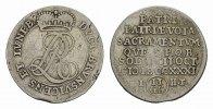 2 Gute Groschen 1731, Braunschweig. BRAUNSCHWEIG-LÜNEB. Ludwig Rudolf, ... 130,00 EUR  Excl. 6,70 EUR Verzending