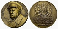Bronzemedaille (v.Pierre Turin) 1942. PERSONENMEDAILLEN Churchill, Wins... 180,00 EUR  zzgl. 4,50 EUR Versand