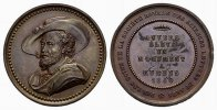 PERSONENMEDAILLEN Bronzemedaille (F.Hart) 1840. Kl. Flecken. Minim.Rdf. ... 45,00 EUR 
