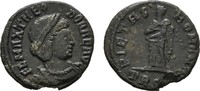 Æ-Follis 337-340 n.Chr., Trier. RÖMISCHE KAISERZEIT Constantius II., 33... 100,00 EUR95,00 EUR  Excl. 6,70 EUR Verzending