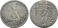 Taler o.J., Hall. RÖMISCH-DEUTSCHES REICH Erzherzog Ferdinand, 1564-159... 185,00 EUR  zzgl. 4,50 EUR Versand