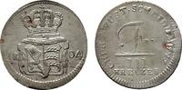 3 Kreuzer 1804. WÜRTTEMBERG Friedrich II. (I.), 1797-1806-1816. Vorzügl... 185,00 EUR  excl. 6,70 EUR verzending