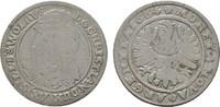 15 Kreuzer 1664. SCHLESIEN Christian, 1639-1672. Fast sehr schön.  30,00 EUR  Excl. 7,00 EUR Verzending