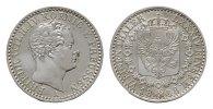 1/6 Taler 1848, A. BRANDENBURG-PREUSSEN Friedrich Wilhelm IV., 1840-186... 125,00 EUR  zzgl. 4,50 EUR Versand