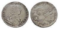1/4 Taler 1751, B. BRANDENBURG-PREUSSEN Friedrich II., der Große, 1740-... 85,00 EUR  Excl. 6,70 EUR Verzending