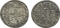 2 Kreuzer 1741, GCF. HESSEN Ludwig VIII., 1739-1768. Sehr schön +.  15,00 EUR  Excl. 6,70 EUR Verzending