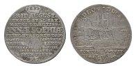 Groschen 1717, IGS-Dresden. SACHSEN Friedrich August I., 1694-1733 (Aug... 160,00 EUR