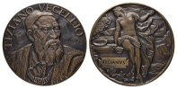 Bronzegussmedaille (Kalman Renner) 1976. MISCELLANEA Tiziano Vecellio G... 120,00 EUR  Excl. 6,70 EUR Verzending