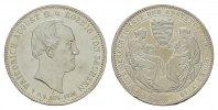 Ausbeutetaler 1854. SACHSEN Friedrich August II., 1836-1854. Fast vorzü... 160,00 EUR  zzgl. 4,50 EUR Versand