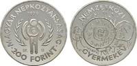 200 Forint 1979. UNGARN Volksrepublik, 1949-1989. Polierte Platte.  18,00 EUR  Excl. 6,70 EUR Verzending