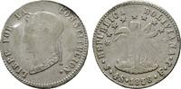 4 Soles 1858. BOLIVIEN Republik. Sehr schön.  42,00 EUR