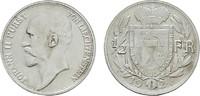 1/2 Frank 1924. LIECHTENSTEIN Johann II., 1858-1929. Fast Stempelglanz/... 140,00 EUR  zzgl. 4,50 EUR Versand