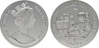 1 Crown 1994. GIBRALTAR Elizabeth II. seit 1952. Polierte Platte.  25,00 EUR  Excl. 6,70 EUR Verzending