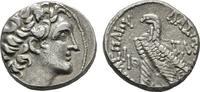 AV-Tetradrachme Jahr 19 Alexandria AEGYPTUS Ptolemaios XII., 80-51 v. C... 220,00 EUR209,00 EUR  Excl. 6,70 EUR Verzending