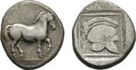 Leichter AR-Tetrobol  MACEDONIA KÖNIGREICH. Perdikkas II., 454-413 v. C... 150,00 EUR142,50 EUR  Excl. 6,70 EUR Verzending