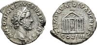 AR-Denar 158-159 n. Chr RÖMISCHE KAISERZEIT Antoninus I. Pius, 138-161.... 100,00 EUR95,00 EUR  Excl. 6,70 EUR Verzending