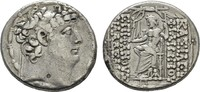 AR-Stater  SYRIA Philippos I., 93-83 v. Chr. Schön-Sehr schön  100,00 EUR95,00 EUR  Excl. 6,70 EUR Verzending