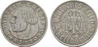 5 Reichsmark 1933 A. DRITTES REICH  Sehr schön.  90,00 EUR  zzgl. 4,50 EUR Versand