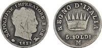 5 Soldi 1811 M ITALIEN Stadt. Schön-sehr schön.  10,00 EUR  zzgl. 4,50 EUR Versand