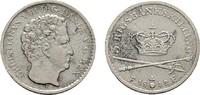 3 Rigsbankskilling 1842 DÄNEMARK Christian VIII., 1839-1848. Sehr schön  25,00 EUR  zzgl. 4,50 EUR Versand