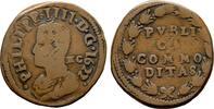 Ku.-4 Tornesi 1622. ITALIEN Philipp IV. von Spanien, 1621-1647. Schön  150,00 EUR  Excl. 6,70 EUR Verzending