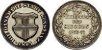 Silbermedaille( sign.M.M.) 1895. KONSTANZ  Patina.Stempelglanz  180,00 EUR  Excl. 6,70 EUR Verzending