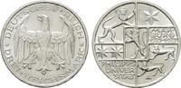 3 Reichsmark 1927, A. WEIMARER REPUBLIK  Vorzüglich-stempelglanz  135,00 EUR  zzgl. 4,50 EUR Versand