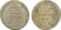 Kreuzer 1809. WÜRTTEMBERG Friedrich II. (I.), 1797-1806-1816. Sehr schö... 80,00 EUR  Excl. 6,70 EUR Verzending